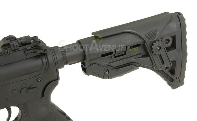 Corps de Crosse Type Fab Defense M4AR15 GL Noire
