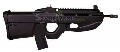 Airsoft FN Herstal F2000 Noir - Aeg - Cyma-complet