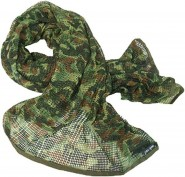 Echarpe filet Flecktarn