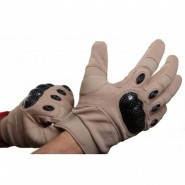 Gants Duke Tactique Renforce Dersert Tan- L
