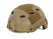 Casque tactique Emerson FAST - Tan