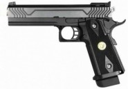 Pistolet WE Hi CAPA 5.1 Version A GBB Noir Gaz