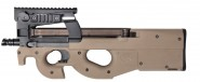 FN P90 Tactical Fibre - AEG- King Arms - Tan