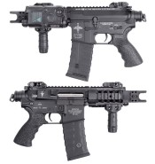 BlackWater- BW15 Pistol AEG - King Arms