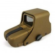 Point rouge Emerson type Eotech 551 Tan