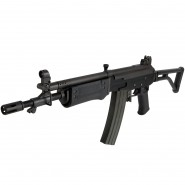 Galil SAR Blowback -AEG-King Arms