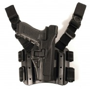 Holster CQC Type Serpa Level 3 - glock - droitier