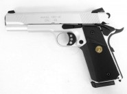 Pistolet Army 1911 MEU R27 Full metal Silver -GBB