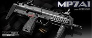 MP7 A1 Noir-AEG complet Semi Full- MARUI