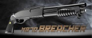 Fusil à pompe Remington M870 Full metal Breacher