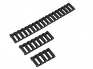 Pack 3 Couvre Rail Type Ladder Gomme 170 -74- 45mm