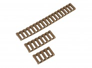 Pack 3 Couvre Rail Type Ladder Gomme (170 -74- 45m