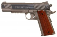 Colt 1911 rail gun full metal Culasse fixe CO2 - K