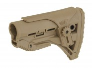 Corps de Crosse Type Fab Defense M4AR15 GL Tan