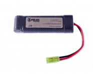 Batterie 8 Fields NimH Type Mini -8.4V 1600 mAh