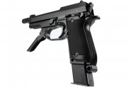 Pistolet KWA GBB KM93R2 Full metal Blow Back Gaz