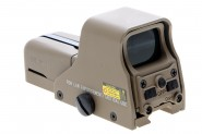 Point rouge Emerson type Eotech 552 Tan
