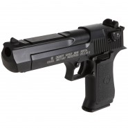 Desert Eagle 50AE Blowback Full auto CO2 - Noir