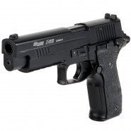 SIG Sauer X FIVE Full Metal CO2 Blowback noir