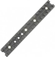 Rail picatinny composite - JCS- Long 15 cm