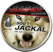Plombs 4.5 mm Jackal Chasse 0.53 g - Umarex