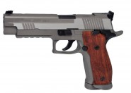 Sig Sauer Xfive Hairline full métal Blowback - CO2