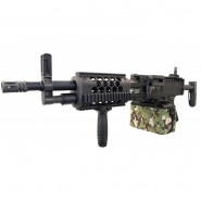 LMG Light Machingun Full Metal AEG - Classic Army