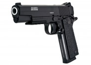 Pistolet 4.5mm P1911 Full metal - CO2 - KWC-Swiss