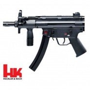 Pistolet Mitrailleur HK MP5K Blowback CO2 - Umarex